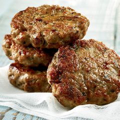 Sage Sausage Patties
