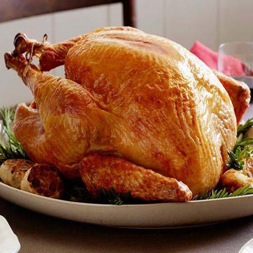 Pastured Non-GMO Turkey
