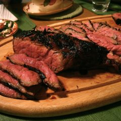 Grass fed london broil
