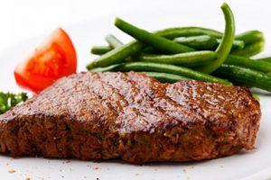 100% grass fed boneless sirloin steak