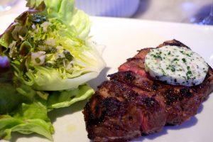100% Grass Fed Ranch Steak