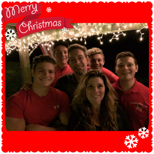 Merry Christmas 2018 From the Hamby's