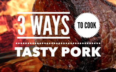 Our 3 Favorite Ways To Cook Tasty Pork