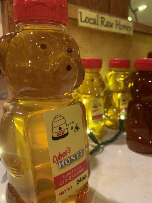 Maryland Raw Honey