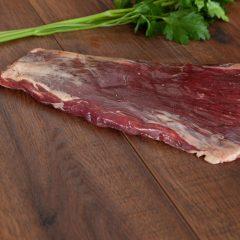 100% Grass Fed Beef Flank Steak