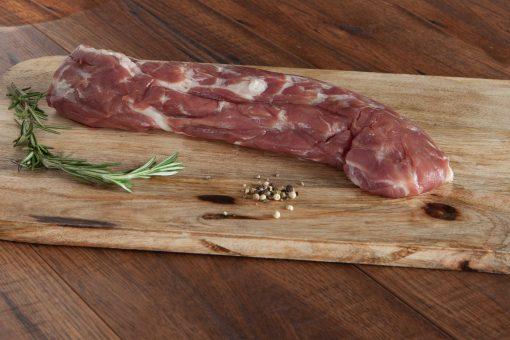 Wood-lot Pastured Non-GMO Pork Tenderloin