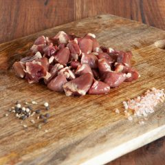 Pastured Non-GMO Chicken Hearts