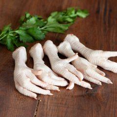 Pastured Non-GMO Chicken Feet